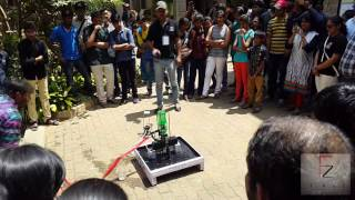 Indian Institute of Science | Open day |Bangalore | IISC | 4 march 2017 | robotics