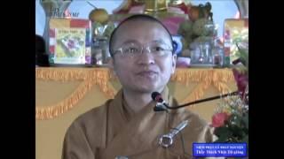 Niệm Phật và phát nguyện - TT. Thích Nhật Từ