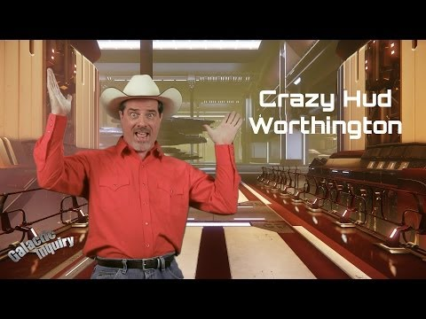 Crazy Hud Worthington