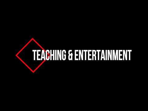 Intro Video l Teaching & Entertainment l