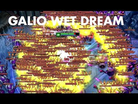加里歐的黃金夢!