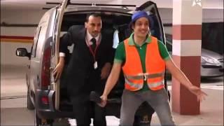 L'parking ep 02 برامج رمضان 2014 الباركينك السرقة