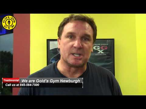 Big Tim and motivation! What a 27 year member has to say! We are Gold's Gym Newburgh!