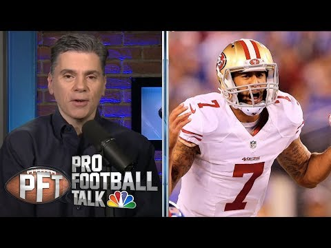 Video: Chris Simms convinced Colin Kaepernick won't play in NFL again | Pro Football Talk | NBC Sports
