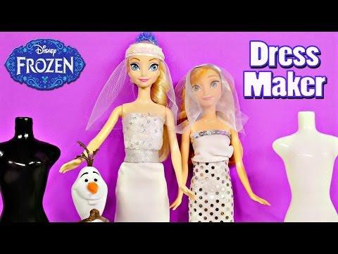 Barbie Design Dresses Games Frozen Barbie Bridal Fashion