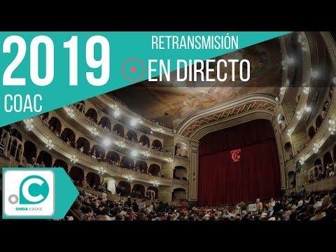 [COAC 2019] 16ª Sesión de Preliminares