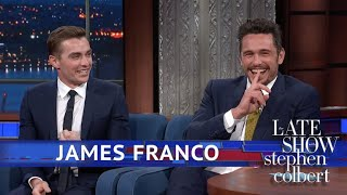 Video James Franco Does BYOB (Bring Your Own Brother) MP3, 3GP, MP4, WEBM, AVI, FLV Januari 2018