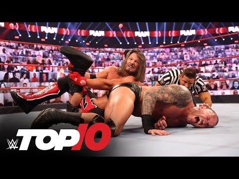 Top 10 Raw moments: WWE Top 10, Nov. 23, 2020