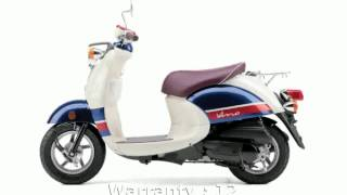 3. 2014 Yamaha Vino Classic Details and Info