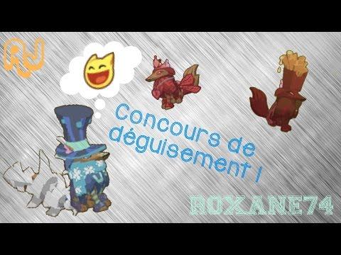Roxane74 Concours de déguisement !