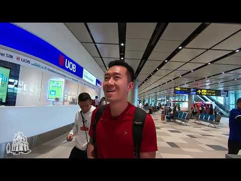Giúp Đồng Hương tại Sân bay Changi [Singapore 1] - Thời lượng: 36 phút.