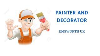 Emsworth United Kingdom  City new picture : Painter and Decorator Emsworth UK (+44 7521 970 409)