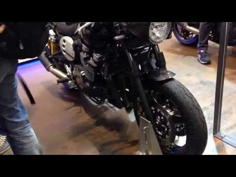 Vídeos de 'Vídeo EICMA 2014: Novedades Yamaha'
