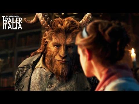 la bella e la bestia - trailer italiano