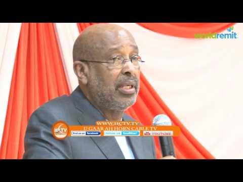 Barnaamijka Qanci Dadkaaga Marti  Prof  Axmed Ismaaciil Samatar By HCTV