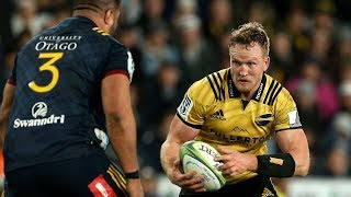 Highlanders v Hurricanes Rd.16 2018 Super rugby video highlights
