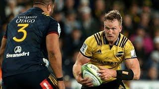 Highlanders v Hurricanes Rd.16 2018 Super rugby video highlights