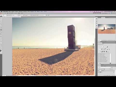 Prostowanie horyzontu w zdjęciach panoramicznych - poradnik wideo