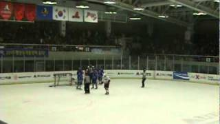 Anyang-si South Korea  City new picture : The Game! (Anyang vs High 1, Asia League Hockey) Part 3