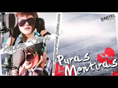 Puras Mentiras - Rapper Stons (Original) ►NEW ® Reggaeton Romantico 2013◄