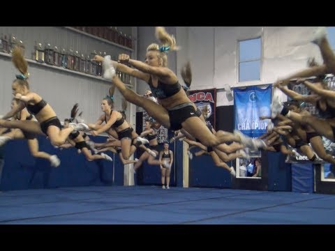 Senior - Last practice for Sr Elite! Watch and listen to Coed Elite, Lady Elite, 704 Steel and fans cheering them on!
