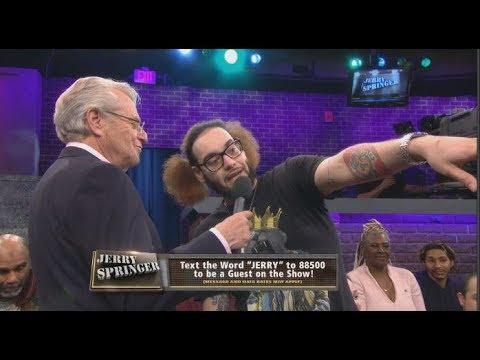 Sex Debt Collector Roast (The Jerry Springer Show)