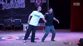 Crazy Kyo & Poppin J (Blue Whale Brothers) – EAZY STAR VOL.2 POPPING Judge Show