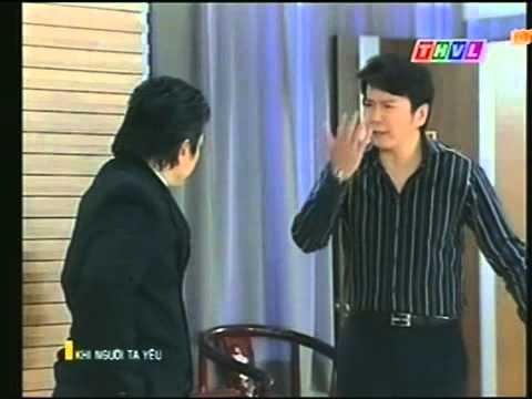 Phim Khi Người Ta Yêu   THVL1   Ngày 14 08 2012    Phần 1 3