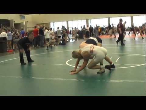 162 lbs Francisco Colom vs Dylan Dobzanski