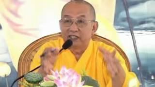 Bài giảng: Niệm Phật Mau Đến Bờ Bên Kia - Thượng tọa Thích Giác Hóa