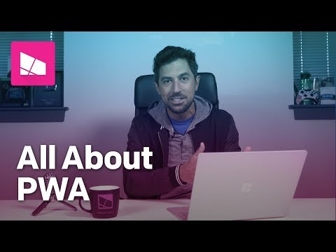 All you need to know about PWA (Progressive Web Apps) (видео)