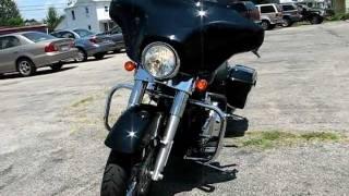 9. 2009 Harley Davidson Street Glide