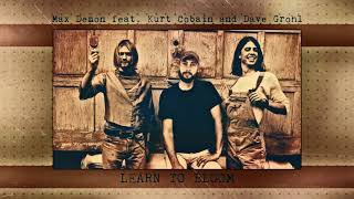 """Max Demon performed an unplugged mash-up so called """"Learn To Bloom"""", a mix of Learn To Fly (music) and In Bloom (lyrics)..."""