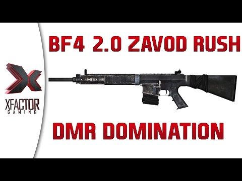 2.0 - Battlefield 4 2.0 has been released and many aspects of the game have changed including the DMR category of guns and many of the rush maps. Today we knock out two birds with one stone by playing...