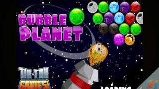 Bubble Planets - Blitz balls YouTube video
