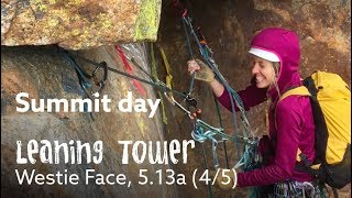 GETTING TO THE TOP!  LEANING TOWER FREE | EP4/5 by Nate Murphy