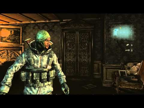 Resident Evil Revelations HD - All melees, characters and costumes