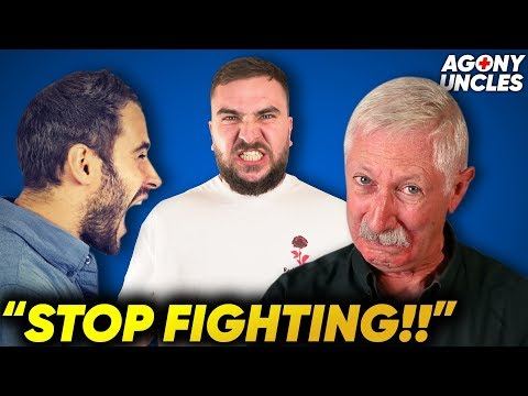HELP! My Dad BEAT UP My Grandad! | #AgonyUncles