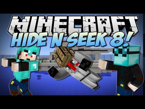 how to get hide n seek on minecraft