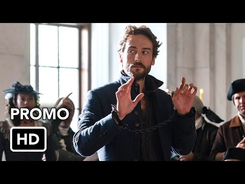 "Sleepy Hollow 4x04 Promo ""The People vs. Ichabod Crane"" (HD)"