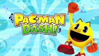 PAC-MAN DASH! YouTube video