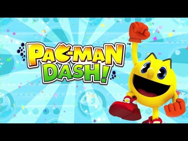 PAC-MAN DASH! (promotion movie)