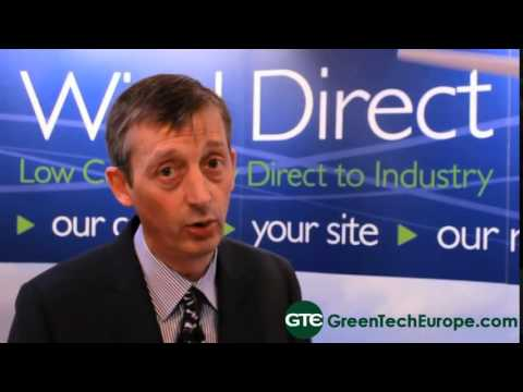 Wind Direct Interview: Commercial and industrial wind projects