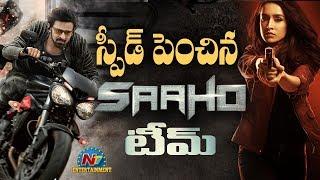 Shraddha Kapoor Announces Prabhas's Sahoo Teaser Release Date And Time