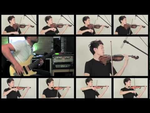 Game of Thrones VIOLIN+ROCK COVER Jason Yang+Roger Lima Mashup