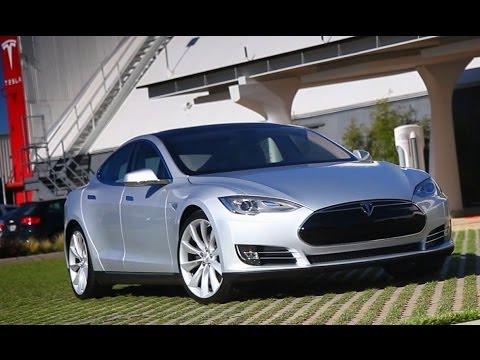 2013 Tesla Model S Review — LA to Vegas the hard way