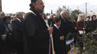 Memorial Of The Missing Persons Of The Maronite Community Of Cyprus