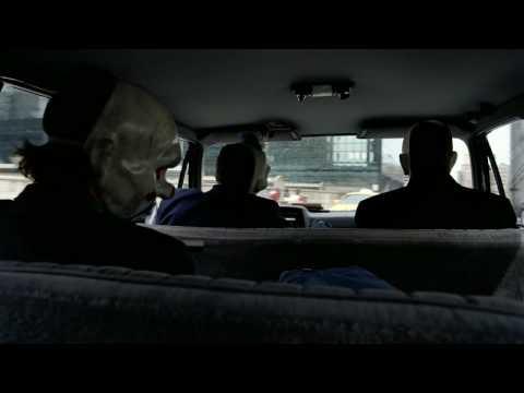 The Dark Knight Bank Robbery Scene HD (видео)