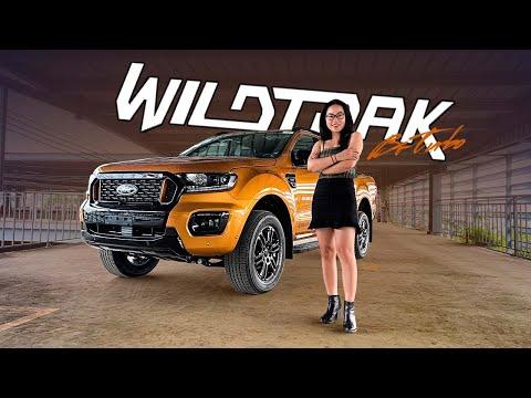 Ford Ranger Wildtrak 2021 Biturbo   Xe Bán Tải 2 cầu Wildtrak Full Option   Gái Mê Xe