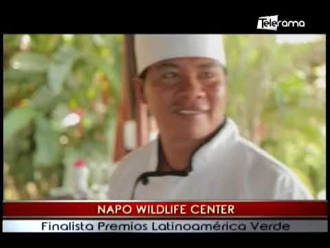 Napo Wildlife Center finalista premios Latinoamérica Verde